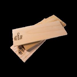 Planchettes de cèdre à griller ( 2 pièces - 28 cm)