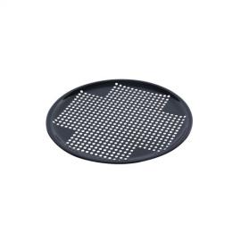 Grille ronde  performée émaillée( 33cm)